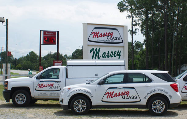 Massey Glass in Tifton