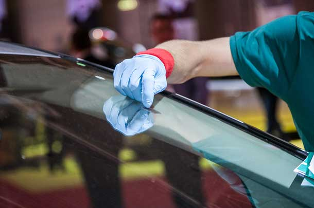 Chip repair for windshields in Valdosta and Tifton